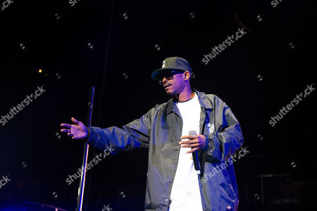 Kurupt performs onstage at State Farm Arena, in Atlanta