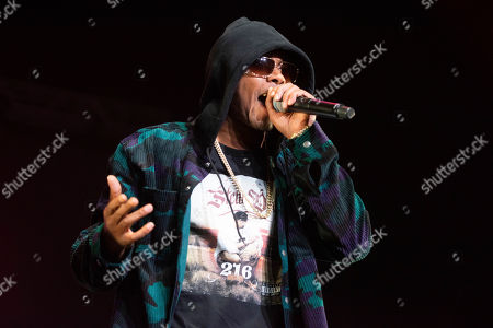 Editorial photo of Bones Thugs-n-Harmony in Concert - , Atlanta, USA - 05 Jan 2019