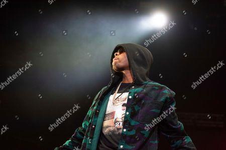 Editorial image of Bones Thugs-n-Harmony in Concert - , Atlanta, USA - 05 Jan 2019