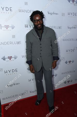 Stock Photo of Chad Coleman