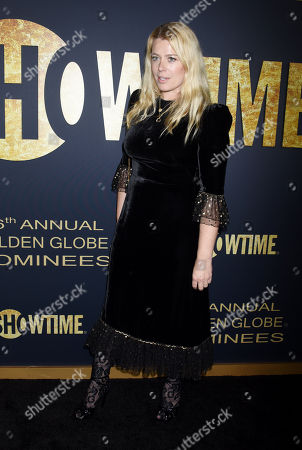 Editorial image of Showtime Golden Globe Nominees Party, Arrivals, Sunset Tower Hotel, Los Angeles, USA - 05 Jan 2019