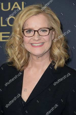 Bonnie Hunt attends the 2019 Showtime Golden Globe Nominees Celebration at Sunset Tower Hotel, in West Hollywood, Calif