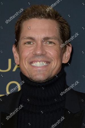 Steve Howey attends the 2019 Showtime Golden Globe Nominees Celebration at Sunset Tower Hotel, in West Hollywood, Calif