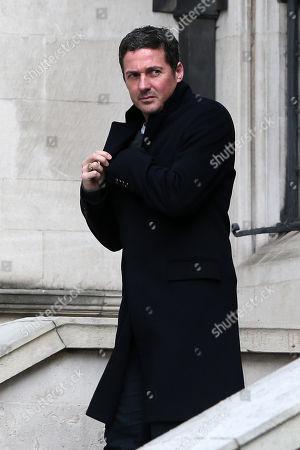 Dave Gardner leaving