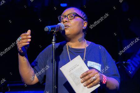 Editorial image of Winter Jazzfest, New York, USA - 05 Jan 2019