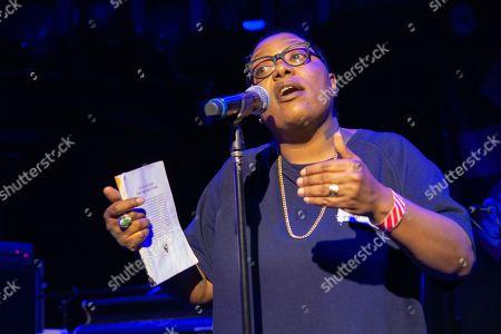Editorial photo of Winter Jazzfest, New York, USA - 05 Jan 2019