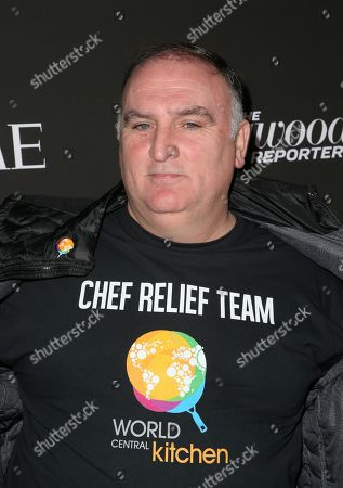 Stock Image of Jose Andres