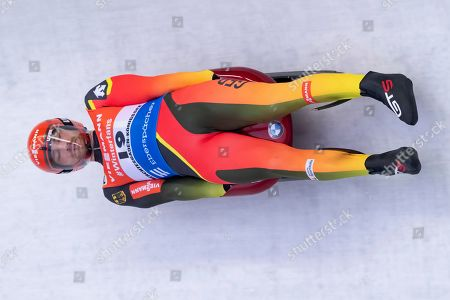 Editorial picture of Luge: World Cup, Schoenau, Koenigssee, Austria - 06 Jan 2019