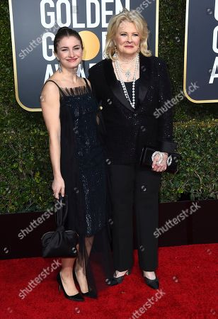Editorial picture of 76th Annual Golden Globe Awards - Arrivals, Beverly Hills, USA - 06 Jan 2019