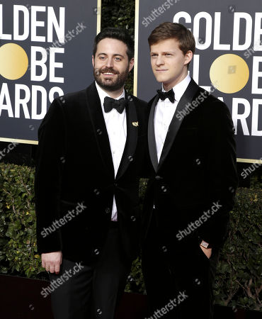 Editorial picture of Arrivals - 76th Golden Globe Awards, Beverly Hills, USA - 06 Jan 2019