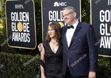 Editorial image of Arrivals - 76th Golden Globe Awards, Beverly Hills, USA - 06 Jan 2019