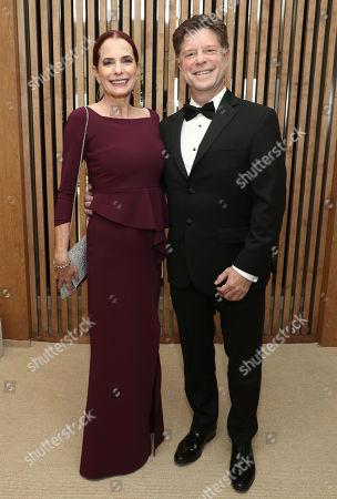 Head of Casting Amazon Donna Rosenstein and Mark Robinson
