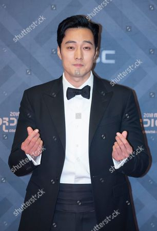 Stock Picture of So Ji-sub