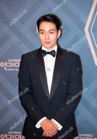 Editorial image of MBC Drama Awards, Seoul, South Korea - 30 Dec 2018