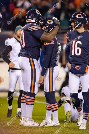 Editorial picture of NFL Eagles at Bears, Chicago, USA - 06 Jan 2019