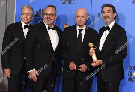 Editorial image of 76th Annual Golden Globe Awards - Press Room, Beverly Hills, USA - 06 Jan 2019