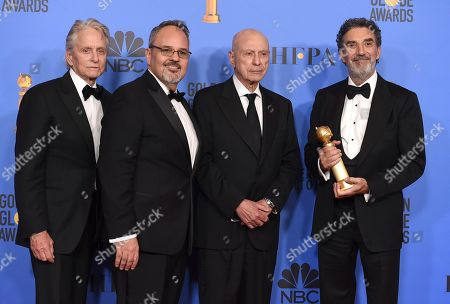 Editorial picture of 76th Annual Golden Globe Awards - Press Room, Beverly Hills, USA - 06 Jan 2019