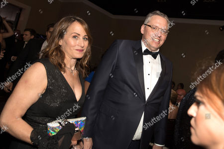 Editorial picture of 76th Annual Golden Globe Awards, Pre-show Cocktails, Los Angeles, USA - 06 Jan 2019