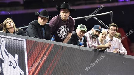 Stock Photo of Stephen Baldwin attends the 2019 Professional Bull Riders Monster Energy Buck Off at the Garden- Unleash the Beast event at Madison Square Garden