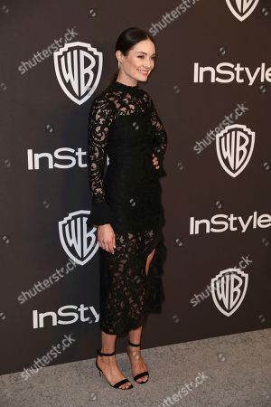 Editorial image of 76th Annual Golden Globe Awards - InStyle and Warner Bros. Afterparty, Beverly Hills, USA - 06 Jan 2019