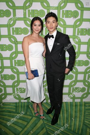 Dianne Doan and Manny Jacinto