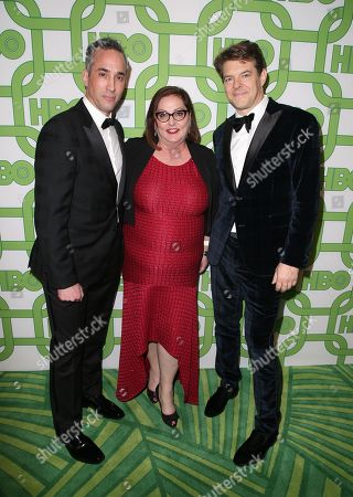 Jeremy Gold, Marci Wiseman and Jason Blum