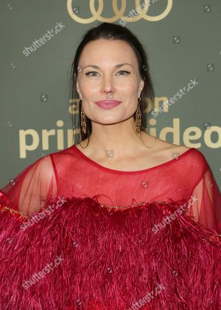Stock Photo of Jon Mack arrives at the Amazon Golden Globes afterparty at the Beverly Hilton Hotel, in Beverly Hills, Calif