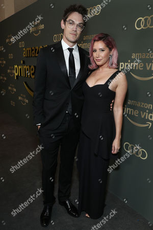 Editorial image of Amazon Golden Globes After Party sponsored by Audi, Arrivals, Los Angeles, USA - 06 Jan 2019