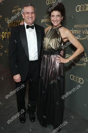 Drew Mccoy and Amy Aquino