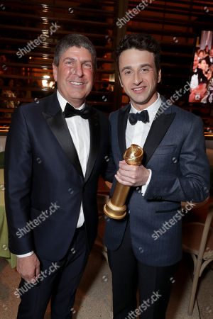 Jeff Shell, Chairman, Universal Filmed Entertainment Group, Justin Hurwitz