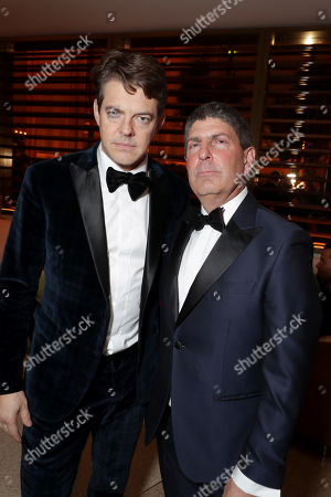Jason Blum, Jeff Shell, Chairman, Universal Filmed Entertainment Group,