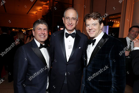 Jeff Shell, Chairman, Universal Filmed Entertainment Group, Brian L. Roberts, Chairman and Chief Executive Officer, Comcast, Jason Blum