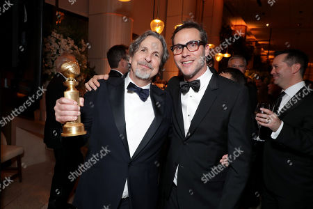 Stock Photo of Peter Farrelly, Jeb Brody