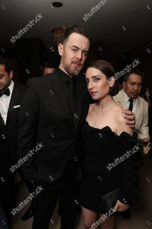 Colin Hanks and Zoe Lister Jones