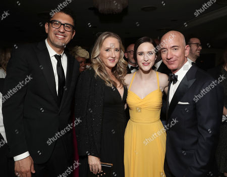 Editorial image of Amazon Golden Globes After Party sponsored by Audi, Inside, Los Angeles, USA - 06 Jan 2019