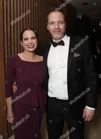 Marc Resteghini Head of Casting Amazon and Donna Rosenstein