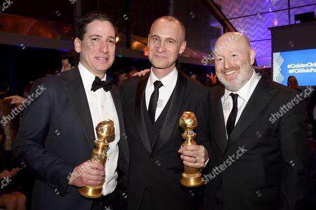 Nick Grad, Joel Fields, Joe Weisberg