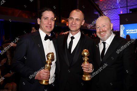 Eric Schrier, Joel Fields, Joe Weisberg