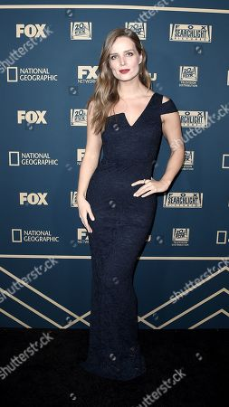 Editorial photo of FOX Golden Globes After Party, Arrivals, Los Angeles, USA - 06 Jan 2019