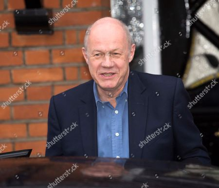 Editorial picture of Damien Green . Ex-first Secretary Of State Damien Green Leaves His Home In Acton This Morning After Being Sacked Last Night.