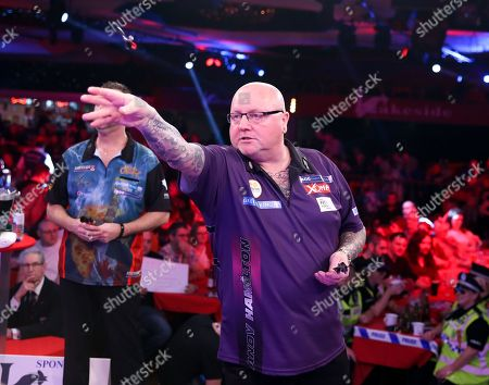 Editorial picture of BDO World Professional Darts Championships - 07 Jan 2019