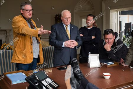 Editorial picture of 'Vice' Film - 2018