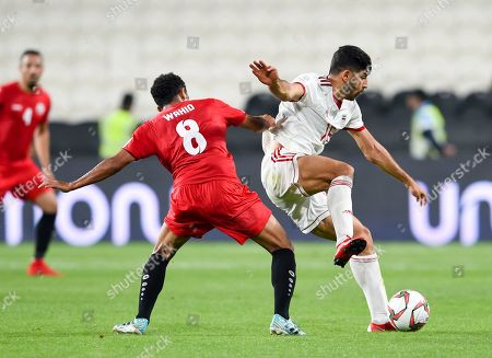 Editorial photo of The 2019 AFC Asian Cup, Abu Dhabi, United Arab Emirates - 07 Jan 2019