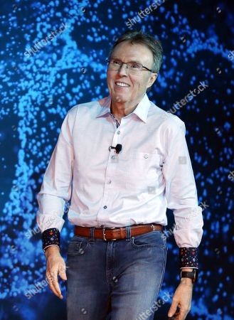 Editorial picture of Comcast Intel Partnership CES, Las Vegas, USA - 07 Jan 2019