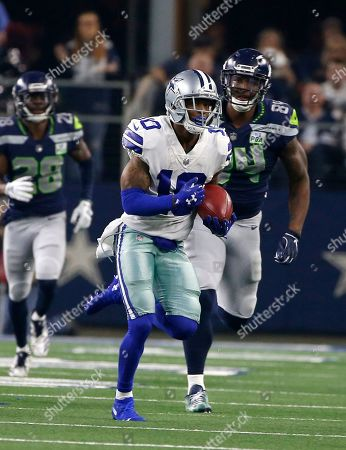 73c83bc00 Dallas Cowboys wide receiver Tavon Austin (10) returns a punt for a long  gain ...