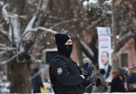 Editorial image of Russia Assassination, Ankara, Turkey - 08 Jan 2019