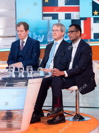 Alastair Campbell, Owen Paterson and Anand Menon