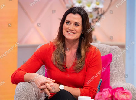 Editorial picture of 'Lorraine' TV show, London, UK - 08 Jan 2019