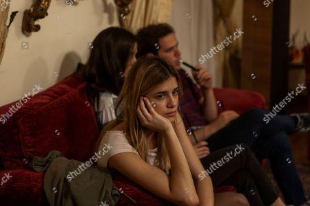 Chabeli S. Gonzalez, Benedetta Porcaroli Chiara, Brando Pacitto as Fabio
