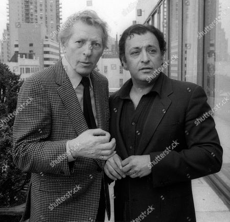 Danny Kaye Zubin Mehta Undated USA New York City